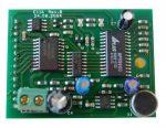 Satalarm SA62 MPV8, hang modul