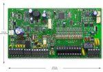 Paradox SP7000/TM50 riasztó szett - FEKETE TM50 kezelővel