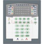 Paradox-MGK32LRF 32 zónás, rádiós LED kezelő MG/SP központokhoz (K32RF)