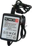 PROVISION-ISR PR-12V1A-A kapcsolóüzemű tápegység, adapteres kialakítás