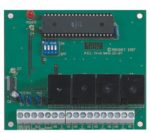 ORBIT PRO E08 (RP296E08), 8 tranzisztoros, kimeneti modul