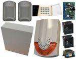 Satalarm SA52 HOME&SHOP, LED-es komplett riasztó rendszer szett