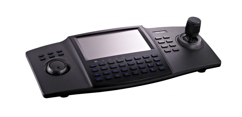 Hikvision DS-1100KI Hálózati kezelő integrált klienssel dekóderekhez és PTZ IP kamerákhoz