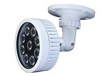 MAZi MZ iR100 MAZi Kültéri IR sugárzó, 60º-os sugárzási szög, 9 POWER IR LED max. 60m IR táv, 12V DC, fehér