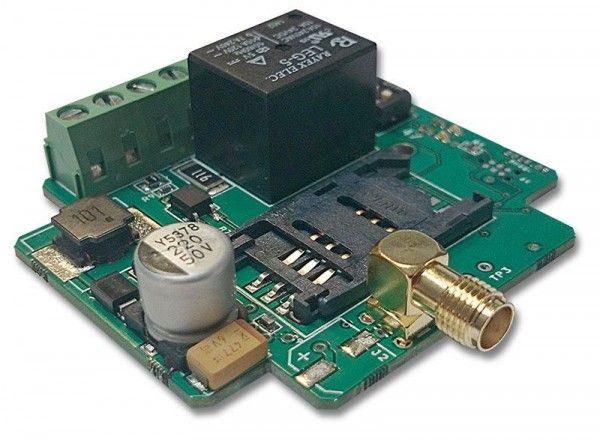 SA-GATE1224, GSM alapú kapunyitó, távvezérlő, GSM kommunikátor