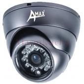 A-MAX AXIRDBSFP 1/3 IR DOME,720P,1000TVL,3.6MM FIX,OSD,UTC,3D NR