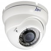 A-MAX AXAHDVP3500-2 2MP AHD dome kamera, 2.8-12mm, 1920x1080, IR táv: 25m