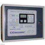 Cofem CCO115  Szén-monoxid jelzőközpont