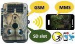 DEKE DK-MMS-1201S, vadkamera, biztonsági megfigyelő kamera, GSM, éjjel látó, fénykép és videó felvétel + GSM kártya hely (MMS, e-mail továbbítás)