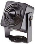 Hikvision DS-2CC51A7P-DG1 (3.7mm) Analóg tokozott ATM kamera pinhole optikával; WDR; 700TVL