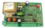 FAAC F790916 452 MPS Vezérlés, 2 motorhoz, egy mozdulattal csatlakoztatható a rádió vevő