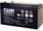 Fiamm FG 20721  AKKUMULÁTOR, 12V.-7,2Ah, FIAMM GS