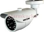 NEON FM 1140DNW kültéri kamera, kompakt, CMOS 700TVL, 3.6mm, fehér