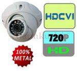 Videosec IRD-124 D&N IR Dome HDCVI Camera 720p