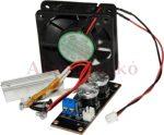 PROVISION-ISR PR-H05 kameraházfűtés és ventilátor, 12 Vdc