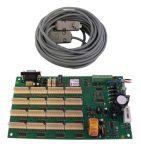 SATEL STAM1PTSA szinoptikus panel STAM-1KPL távfelügyelethez