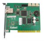 SATEL STAM1RE távfelügyeleti bővítő panel TCP/IP eléréshez, 3 év garancia